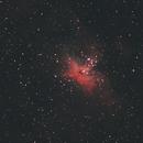 Messier 16,                                Bruce Donzanti