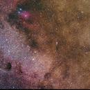 IC 1284, NGC 6595, NGC 6590, NGC 6589,                                Ruben Barbosa