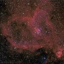 The Heart Nebula,                                Edoardo Luca Radice (Astroedo)