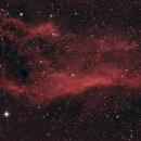 NGC1499 - California,                                Pierre M