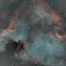 NGC7000 NB,                                Jim Morse