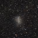 NGC 6822 - Barnard's Galaxy,                                Kevin Bisher