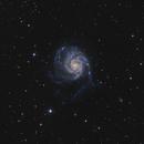 M101 - Pinwheel Galaxy,                                Svajūnas Stroinas