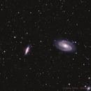 Messier 81 - M81 - Bode's Galaxy,                                Duarte Silva