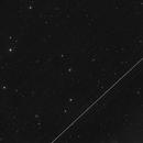 Starlink Satellites + NGC4457,                                Xplode