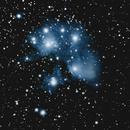 M45 Pleyaden,                                Hardy