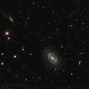 NGC 4725,                                Madratter