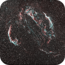 Veil Nebula Wide View,                                llolson1