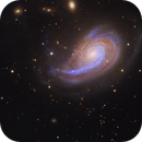 NGC 772 (Arp 78) - Galaxy in Aries - Liverpool Telescope RGB,                                Daniel Nobre