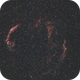 Veil Nebula at 200mm,                                Cyril Richard