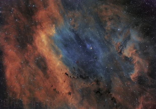 Sh2-119 in Cygnus,                                Erik Pirtala