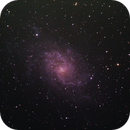 Triangulum Galaxy,                                André Hartwigsen