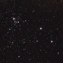 NGC 6910 Open Cluster,                                Richard Pattie