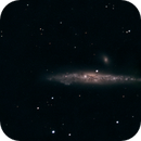 NGC 4631 Whale Galaxy in Canes Venatici,                                Francois Theriault