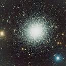 M13 (Hercules Cluster),                                Ed Lubat