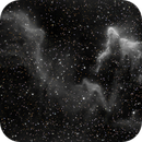 IC 59 and 63 Ghost of Cassiopeia,                                Larry S