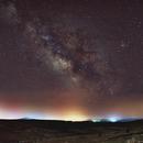 Milky way Bortle Scale 4,                                Onur Üstün