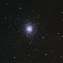 Messier 92 - globular cluster,                                Gianni Cerrato