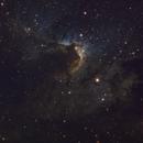 SH 2-155 Cave Nebula,                                Mike Hislope