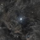 Polaris and the Galactic Cirrus,                                Frank Breslawski
