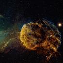 IC 443 Jellyfish Nebula,                                Kieron Boost