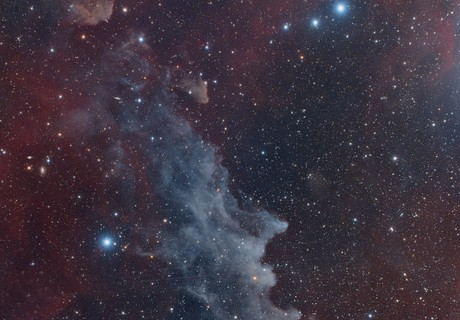 IC2118 Testa di Strega,                                Federico Bossi