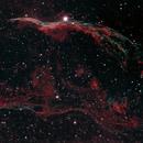 Western Veil Nebula,                                Nick Carr
