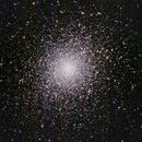 M5 Globular Cluster,                                Shannon Calvert