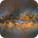 Widefield Milky Way Center A public data pool created by BjoernH,                                Miles Zhou