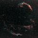 The Veil Nebula (HOO) (2020),                                Daniel Tackley