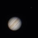 Jupiter and Ganymede 13-6-21,                                ChrisG_BNE
