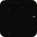 A Study of the Virgo Galaxy Cluster - Part 26: Messier 58 and the Nads,                                Timothy Martin & Nic Patridge