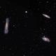 M65, M66 and NGC 3628 - The Leo Triplet of Galaxies,                                David N Kidd