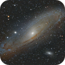 M31 LRGB,                                Domenico De Luca