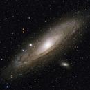 My 1st Proper M31,                                Philipp Müller