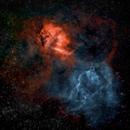 SH2-132 - King Of The Night Skies,                                yonefive