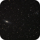 NGC7331 and Stephan's Quintet,                                Ralph Ford