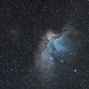 NGC 7380, ?ébuleuse du Sorcier,                                manudu74