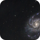 M101 - Drizzle version from PI,                                David Goldstein