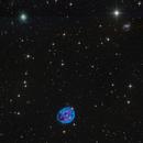 Skull Nebula (NGC 246 & 255),                                Miles Zhou