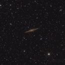 NGC 891,                                Claustonberry