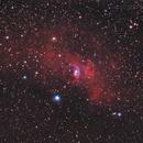 NGC7635 BubbleNebula,                                HekelsSkywatch