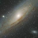 Andromeda Galaxy (M31),                                Waylon Brown