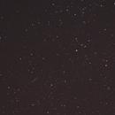 Sternschnuppe in der Region NGC7635 (Bubble Nebula),                                Hans-Peter Olschewski