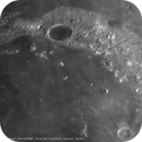 Moon – Plato and the northern rim of Mare Imbrium,                                Axel Kutter