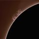 Sun Prominence (July 3rd ,2020),                                John Leader