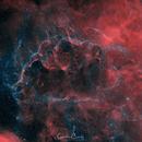 Vela Supernova Remnant,                                Graham Conaty