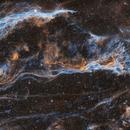 NGC6960 - Veil Nebula / 2021,                                Mikko Viljamaa