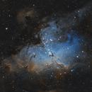 M16 - The Eagle Nebula,                                angryowl