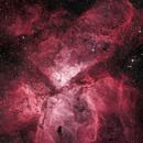 Carina Nebula Mosaic,                                Matt Balkham